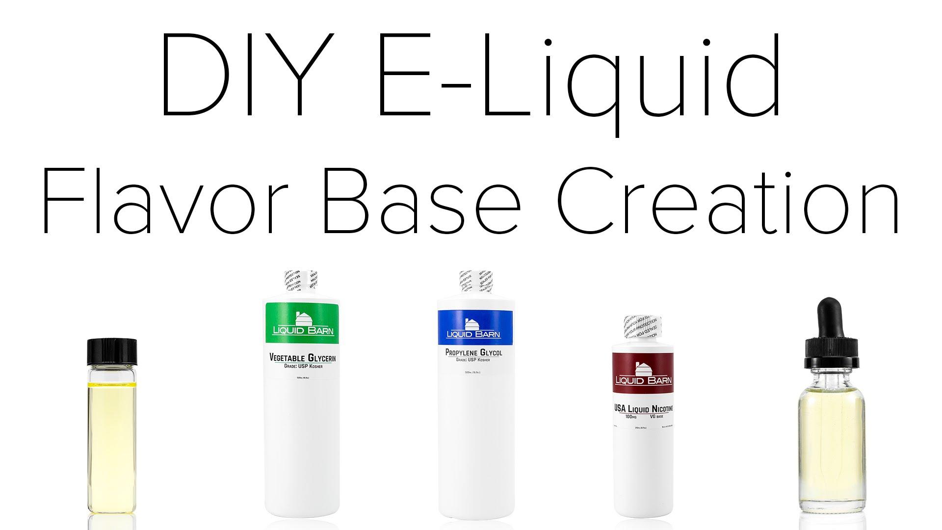 Diy e liquid vape juice recipes diy e liquid solutioingenieria Images