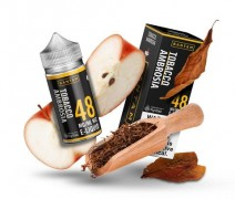 Tobacco Ambrosia Nicotine Salts E-Liquid by Bantam Vape Review