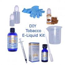 DIY E-Liquid Mixing Kit (Tobacco)