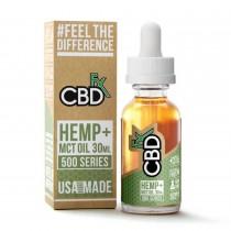 CBD Oil Tinctures by CBDfx Review