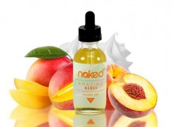 Naked 100's Amazing Mango E-liquid Review