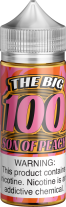 Son of Peach E-liquid by Big 100 Review