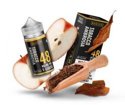 Tobacco Ambrosia Nicotine Salts E-Liquid by Bantam Vape Review